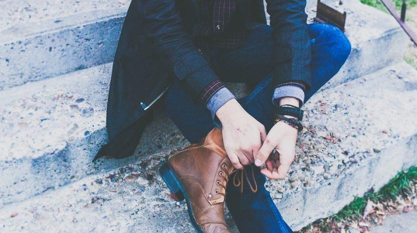 wygodne obuwie dla prawdziwego mężczyzny