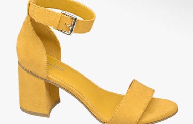 sandalki na obcasie deichmann