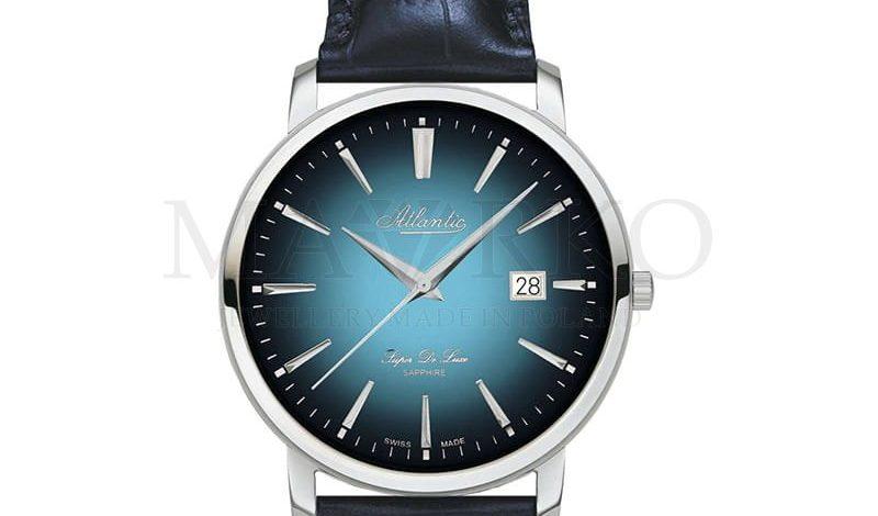 jeden z modeli zegarków Atlantic - Super the Luxe 64351